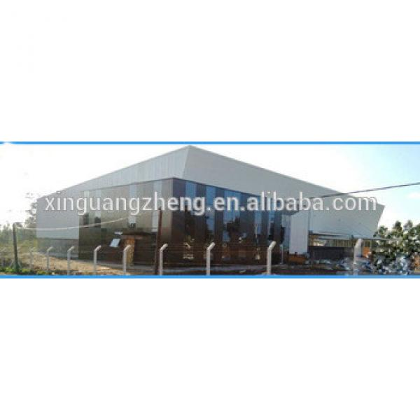 light steel structure building warehouse made in China #1 image