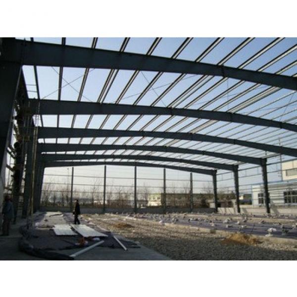 industrail large span prefab factory building builders warehouse #1 image