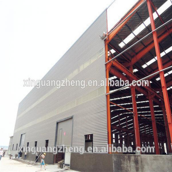 industrial steel structure building with high strength bolt #1 image
