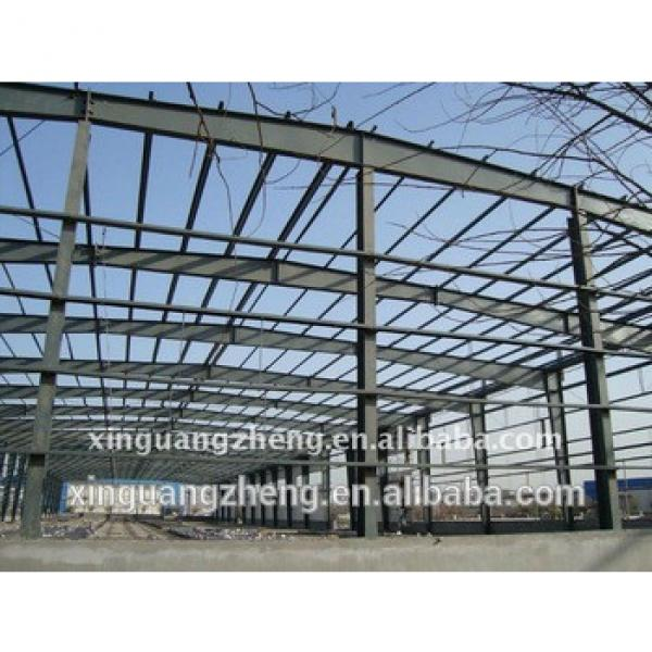Chinese prefab steel structure workshop for Africa #1 image