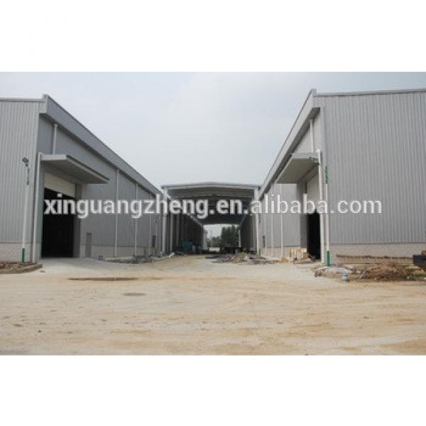 steel structure pre fabricated building #1 image