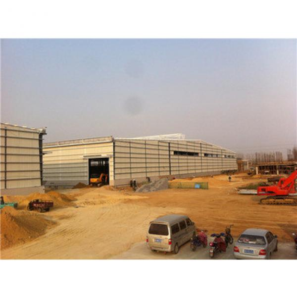 steel structure warehouse drawings industrial shed construction #1 image