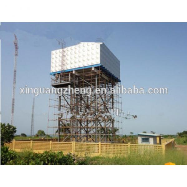 galvernised steel structural water tank for Africa #1 image