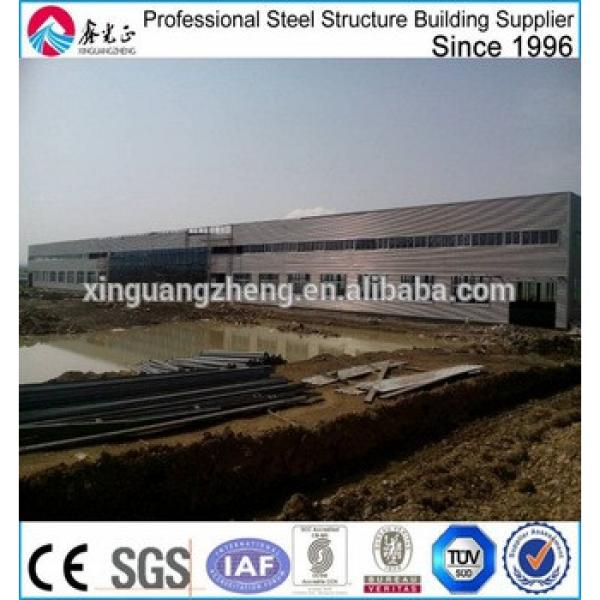 new construction design steel big prefabricated warehouse #1 image