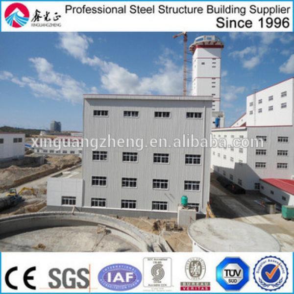 prefabricated new construction multi storey steel warehouse #1 image