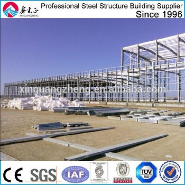 steel structure building prefabricated warehouse #1 image
