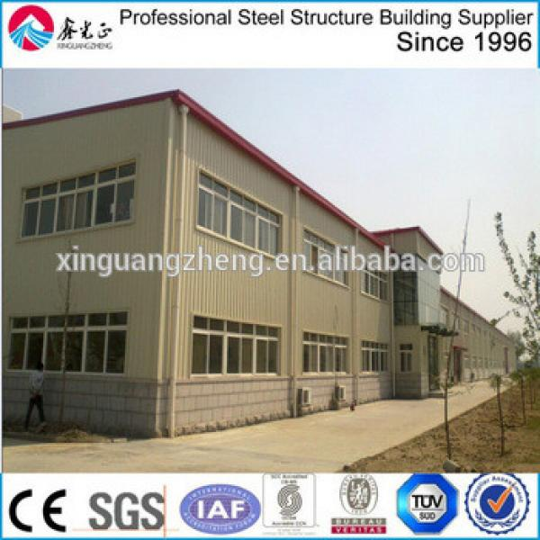 construction metal corrugated sheet steel structure warehouse #1 image