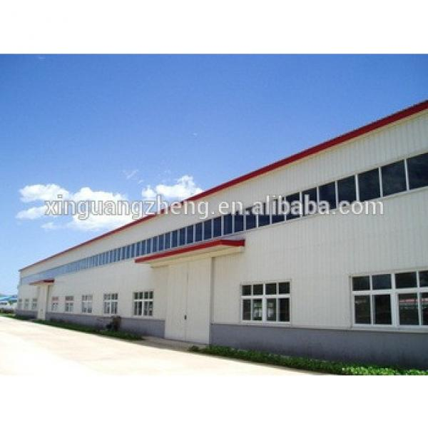 heavy-duty prefab durable structure warehouse #1 image