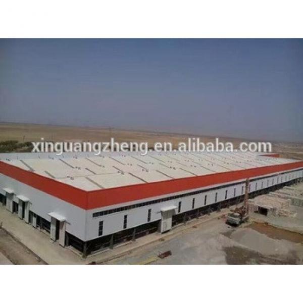 light steel frame structure warehouse #1 image