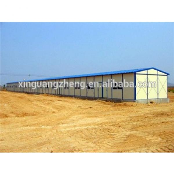 living modular steel structure house made in china #1 image