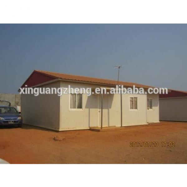 cheap popular movable family prefab house #1 image