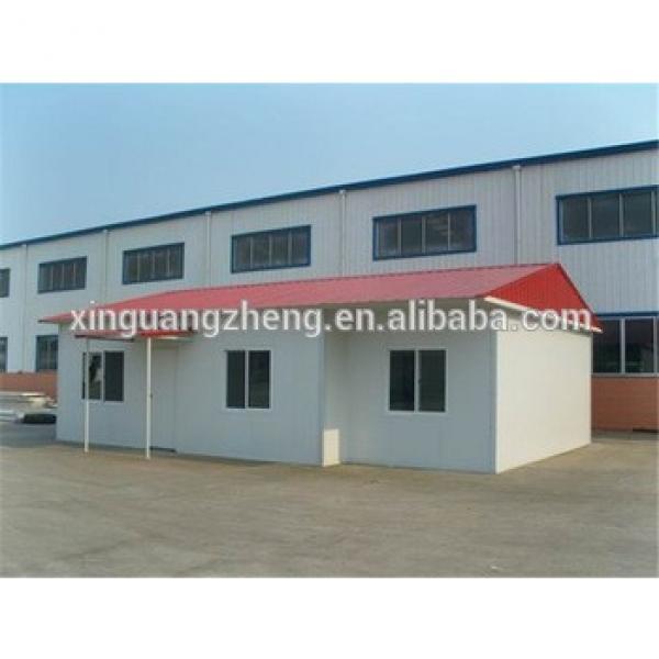 economical pre engineered prefab house construction #1 image