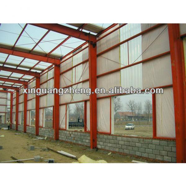 steel structural building #1 image