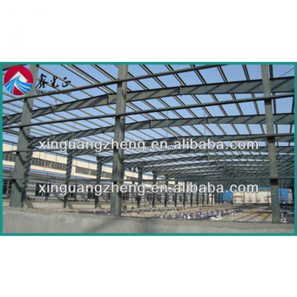 prefab steel construction warehouse #1 image