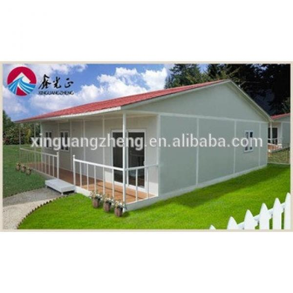 fast construction steel frame pre made houses #1 image