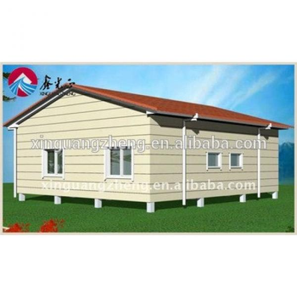 pre engineered ready made light gauge steel framed house #1 image
