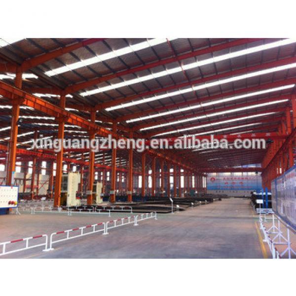 3000sqm large span industrial rice milling workshop #1 image
