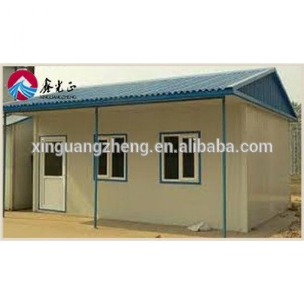 construction design light weight light steel frame house #1 image