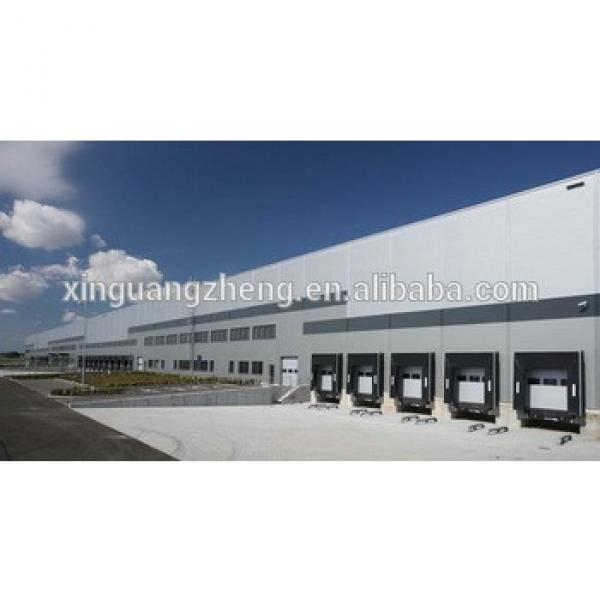 special offer affordable long span steel truss frame warehouse #1 image
