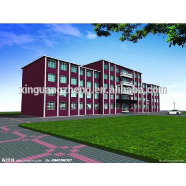 Energy-saving Environment-friendly EPS Cement prefabicated apartment,steel apartment building #1 image