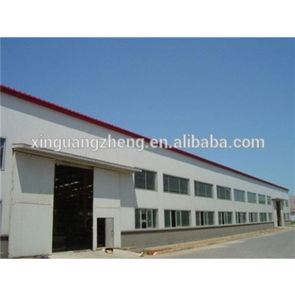 customized steel structure modern light engineered steel structure warehouse #1 image