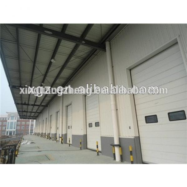 large span fast install warehouse in jakarta #1 image