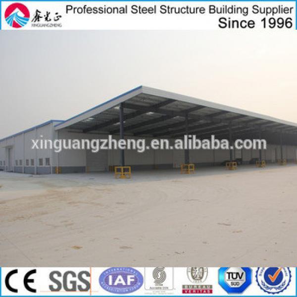 big steel prefab warehouse fabricator from china #1 image
