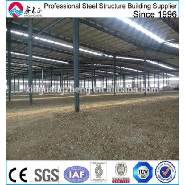 steel warehouse architecture steel structure project #1 image