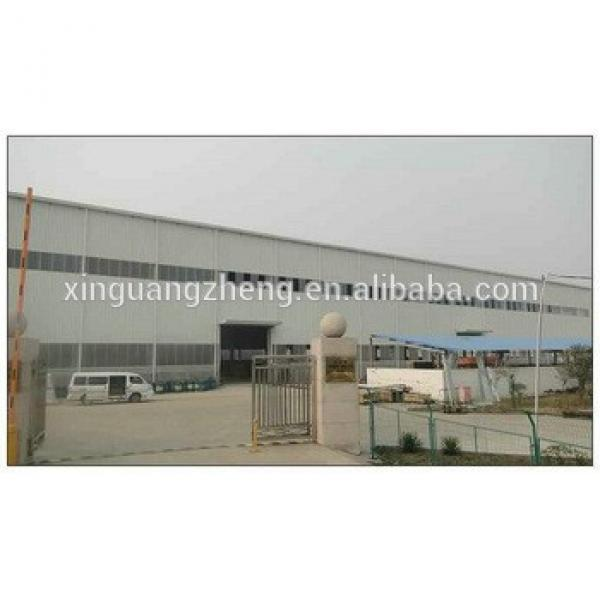 turnkey project steel frame lightweight metal structure for building #1 image