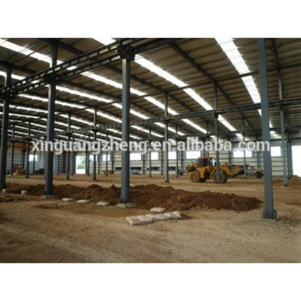ISO low cost high quality steel structure warehouse / factory/workshop/plant #1 image