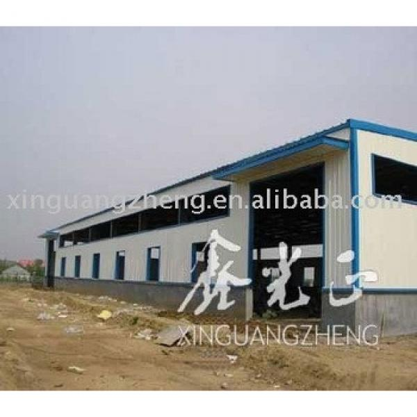 Light Construction Design Steel Structure Warehouse #1 image