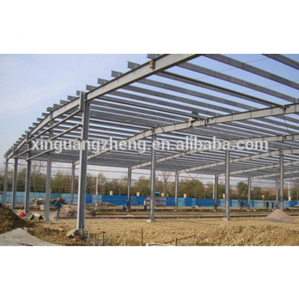 light fast install cheap steel construction building #1 image