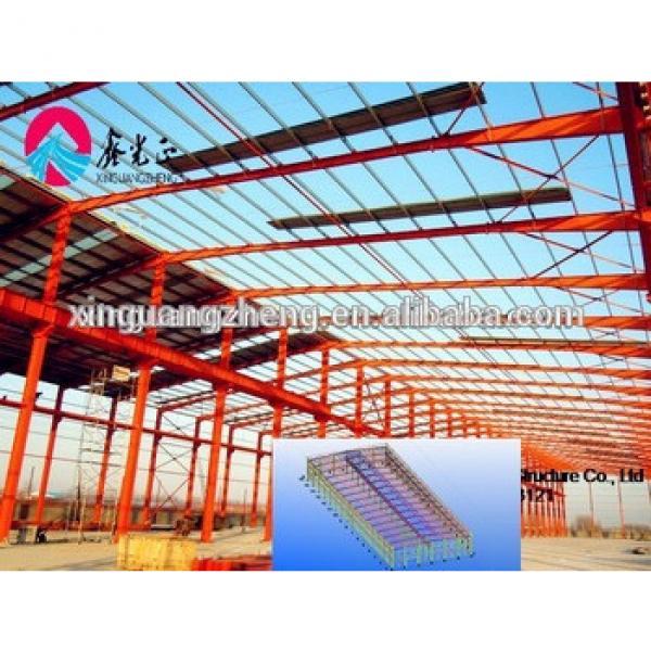 light steel frame construction building #1 image