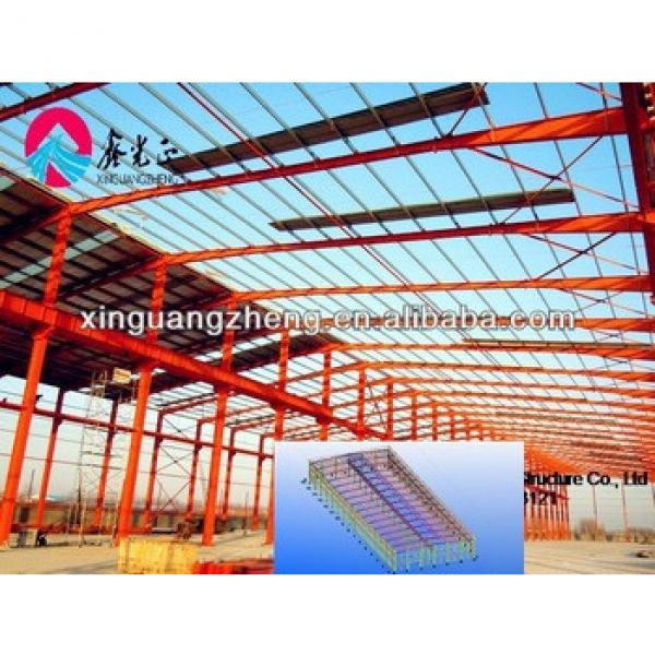 Large span fabric space steel structure #1 image