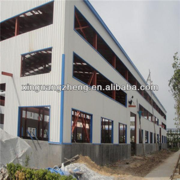 metal frame roof steel frame warehouse roofing material agriculture warehouse #1 image