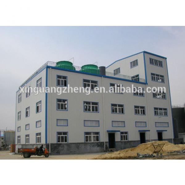wide span steel structure building/pre engineering prefabricated warehouse/cheapest prefabricated manufactured warehouse #1 image