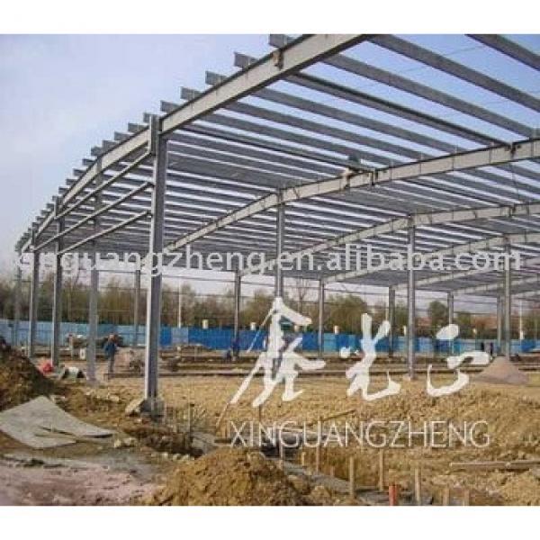 turkey steel factory prefabricated concrete warehouse #1 image