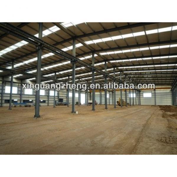 Xinguangzheng light steel prefab shed warehouse #1 image