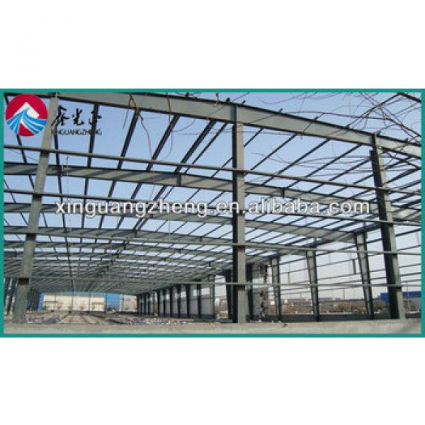 XGZ-- steel roof construction structures workshop #1 image