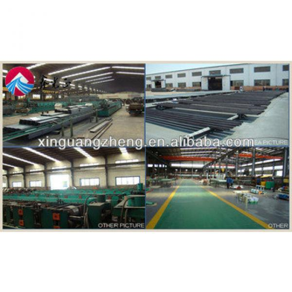 Prefabricated Steel Structure Warehouse or workshop #1 image
