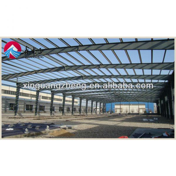 low cost Prefabricated Steel Structure Warehouse building #1 image