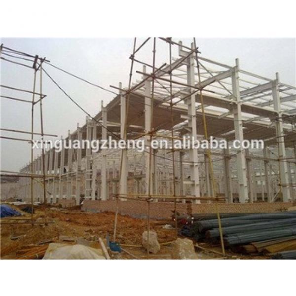pre construction multi floor steel building #1 image