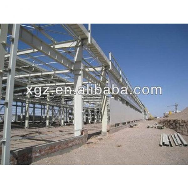 prefab construction steel structure warehouse fabricator #1 image