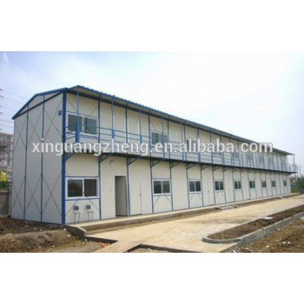 XGZ portable steel structure prefabricated houses #1 image