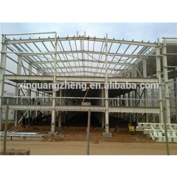 modular pre engineering structures low cost steel building #1 image