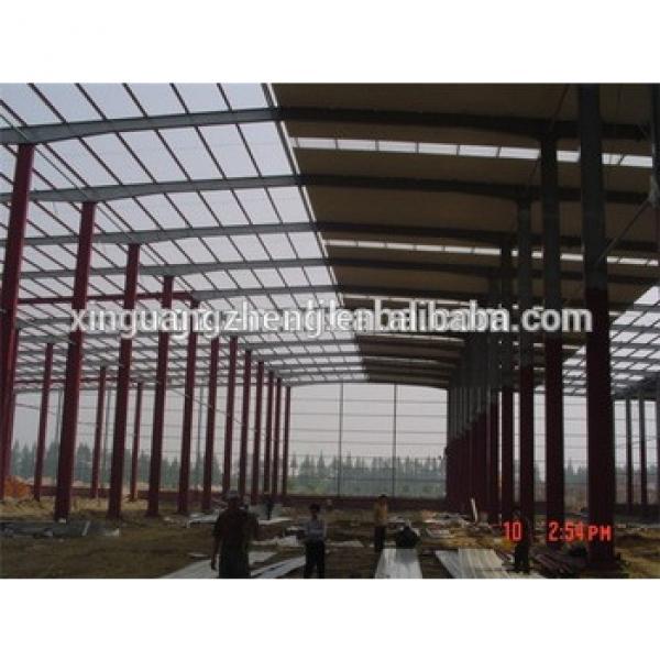 standard factory prefabricated light steel metal building #1 image
