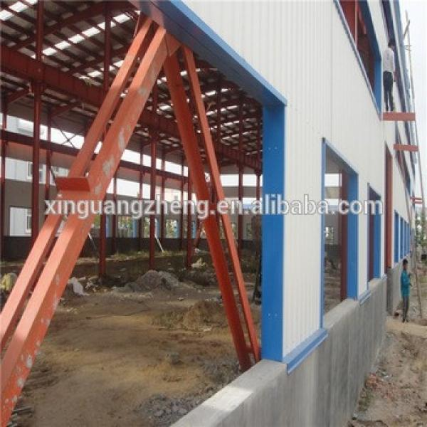industrial cheap modular prefabricated warehouse building #1 image