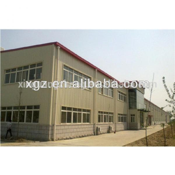 Industrial light prefabricated steel warehouse shed #1 image