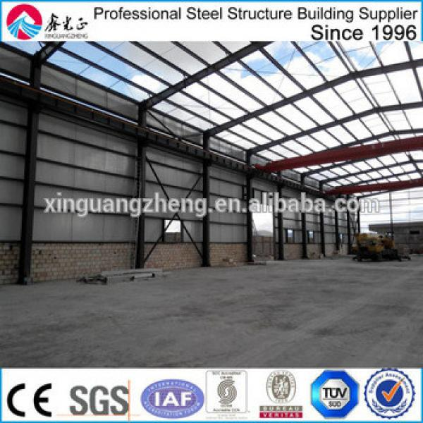 steel prefab corrugated steel warehouse #1 image
