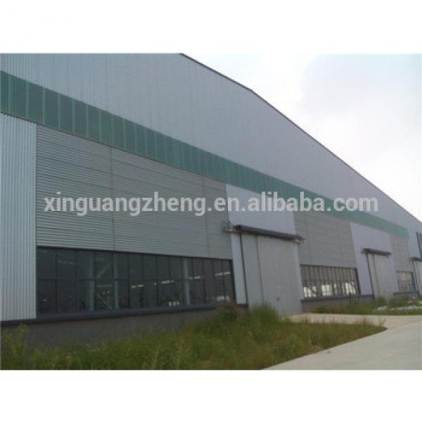 prefabricated construction steel framed warehouse #1 image